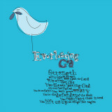 Everlasting God (Blue) Adhésif mural