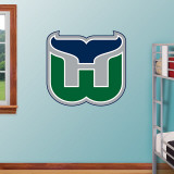 Hartford Whalers Classic Logo   Wall Decal