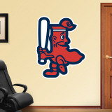 Red Sox Throwback Logo Wall Decal