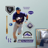 Troy Tulowitzki Wall Decal