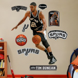 Tim Duncan   Wall Decal