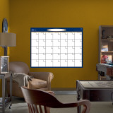 Dry Erase Blank Month Calendar Wall Decal