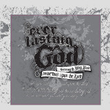 Everlasting God (Gray) Wall Decal