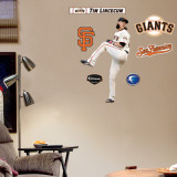 Tim Lincecum - Fathead Junior Wall Decal