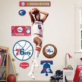 Julius Erving Wall Decal