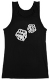 Juniors: Tank Top - Dice out of Crap Terms Shirts