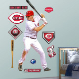 Jay Bruce Wall Decal