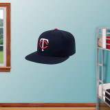 Minnesota Twins New Era Cap Wall Decal
