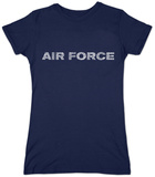 Juniors: Air Force T-shirts