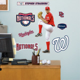 Stephen Strasburg - Fathead Junior Wall Decal