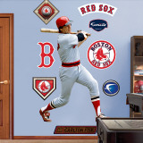 Carlton Fisk Red Sox Wall Decal