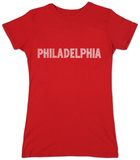 Juniors: Philadelphia T-shirts