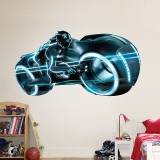 Tron Wall Decal