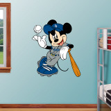Mickey Mouse Dodgers Wall Decal