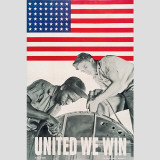 United We Win Wall Decal