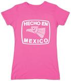 Juniors: Hecho En Mexico T-Shirt