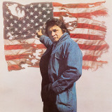 Johnny Cash - Ragged Old Flag Wall Decal