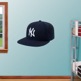 New York Yankees New Era Cap Wall Decal