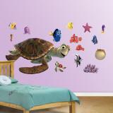 Le monde de Nemo Adhésif mural
