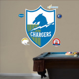 San Diego Chargers AFL Logo Wall Decal
