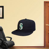 Seattle Mariners New Era Cap Wall Decal