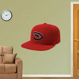 Arizona Diamondbacks New Era Cap Wall Decal