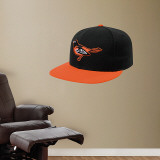 Baltimore Orioles New Era Cap Wall Decal