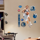 Dirk Nowitzki - Fathead Junior Wall Decal