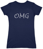 Juniors: OMG T-Shirt
