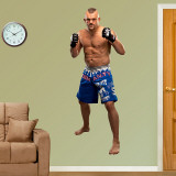 Chuck Lidell   Wall Decal