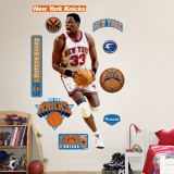 Patrick Ewing Wall Decal