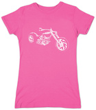 Juniors: Motorcycle Slang Terms T-shirts