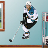 Joe Thornton Wall Decal
