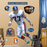 Karl Mecklenburg Wall Decal