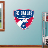 FC Dallas Logo Wall Decal