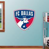 FC Dallas Logo Wall Decal