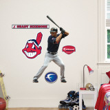 Grady Sizemore - Fathead Junior Wall Decal