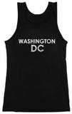 Juniors: Tank Top - Washington DC Neighborhoods Damestanktops