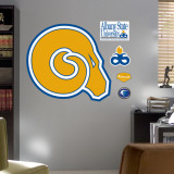 Albany State University Logo Wall Decal