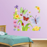 Butterflies 2 Wall Decal