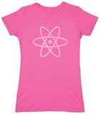 Juniors: Atom out of the Periodic Table T-Shirt