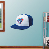 Toronto Blue Jays Alt2 New Era Cap Wall Decal