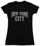 Juniors: New York City T-shirts