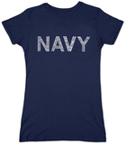 Juniors: U.S. Navy T-Shirt