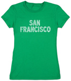 Juniors: San Francisco T-Shirt