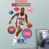 Isiah Thomas Wall Decal