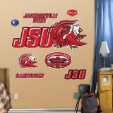 Jacksonville State University Logo Wallstickers