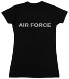 Juniors: Air Force T-shirts