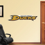 Anaheim Ducks Logo Wall Decal