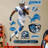 Jahvid Best Wall Decal